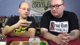 Toblerone Martini, How-To