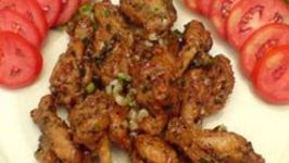Thai-style Sweet Sticky Wings