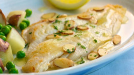Sole Almondine in Brown Butter