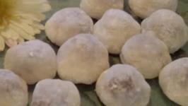 Japanese Style Mochi Sweet Rice Cake