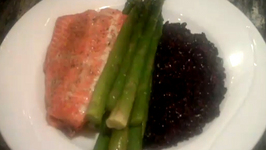 Kyle Korver Style Meal  Part 2 - Salmon Meal