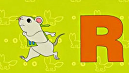 Letter R Phonics Song Video by LittleFox