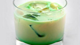 Irish Grasshopper Cocktail