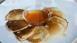 Healthy Coconut Pancake