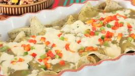 Chicken Enchiladas With Tex Mex Rice