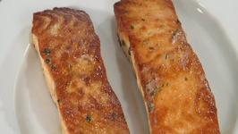 Wegmans Pan-Searing Seafood