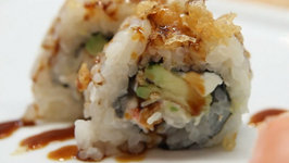 How to Make Sushi - Creamy Crunch Rolls