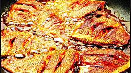 How to make Goan Rechad Masala Fried Fish