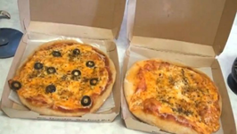 Lunch Box Ideas : Pizza