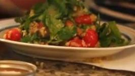 Balsamic Dressed Quinoa Salad in a Jar