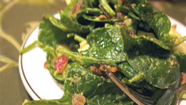 Spinach Salad: On the Side 14