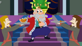 Edewcate English Rhymes : Old King Cole was a Merry Old Soul
