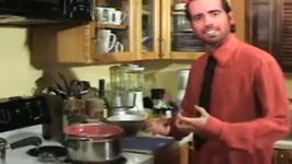 Homemade Seitan