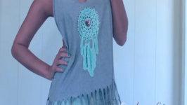 Fashion DIY: How to Fringe