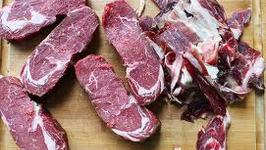 How to Dry Age Beef Alton Brown Style?