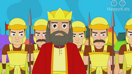 Episode- 64-David And Jonathan-Bible Stories for Kids