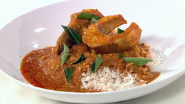 Goan Pomfret Fish Curry