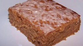 Gluten-Free Applesauce Spiced Coffee Cake
