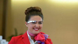 Airline Uses Google Glass to Put Glamour Back in Air Travel
