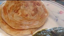 Sweet Chapatis