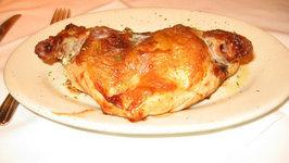 Taro Stuffed Chicken Breasts