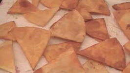 Cinnamon Sugary Tortilla Chips