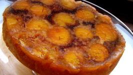Apricot Upside Down Cake