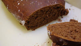 Polish Dark Rye Bread with Caraway