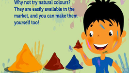 Eco Friendly Holi Colours