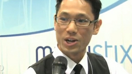 Victor Yeung At The National Restaurant Association, Chicago
