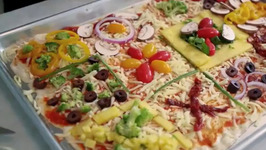 How to Make Healthy Pizza for Kids
