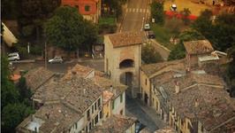Todi, Italy 13 Roman Door