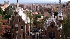 Barcelona Mercat Boqueria and Park Guell