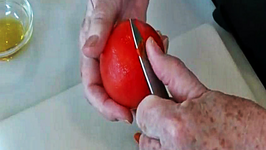 How to Peel a Tomato - A Quick Tip
