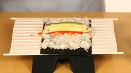 Summer Sushi Roll