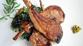 Teriyaki Lamb Chops