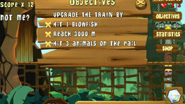 Madcoaster Review - Chillingo's New Game on iPad 3