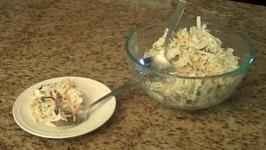 Quick and Easy Cole Slaw