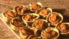 Holiday Series:  3 Sweet Potato Tartlets