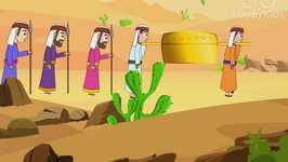 Episode-42-Fall Of Jericho- Bible Stories for Kids