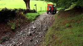 Lake District England -  Kankku 4 Wheel Drive Adventure with Kids