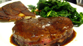 Best Rib Eye Steak, Restaurant Style