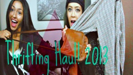 Thrift Haul 2013 Part 2