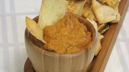 Spicy Chipotle White Bean Dip - Super Bowl