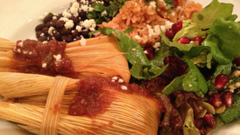 How to Throw a Hot Tamale Party & Make Tamales from Scratch at Home