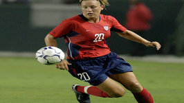 Soccer Drills: How to Kick with more Power with Abby Wambach