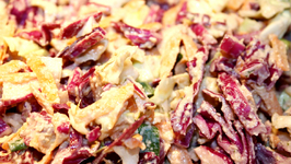 Easy Raw Coleslaw