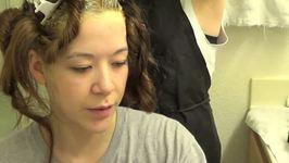 Hair Transformation Dark to Light