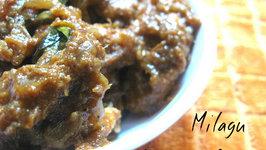 Milagu Chicken Gravy
