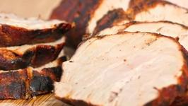 Pork Loin Grilled